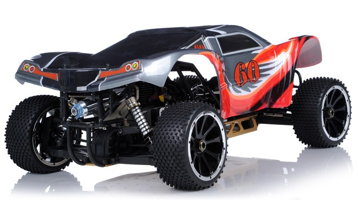 Gas Powered RC car