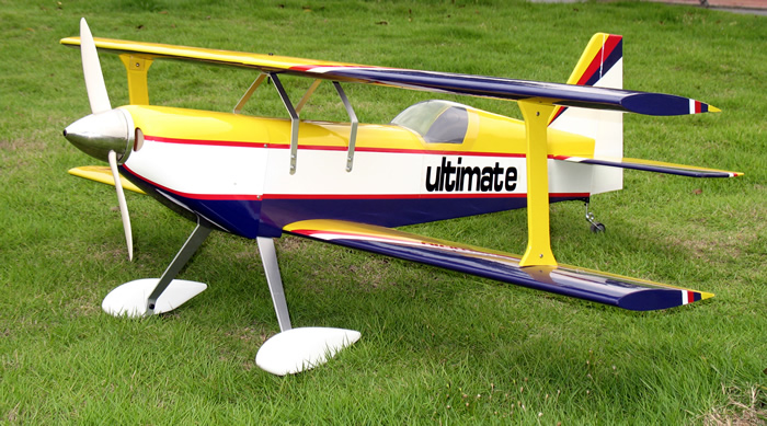 gas powered rc planes