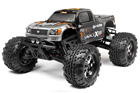 RC monster truck Information