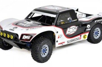 Losi 5ive-T Review – Best Gas RC Car?